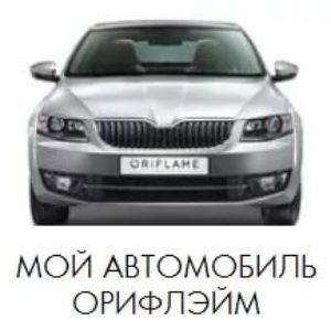 Программа для Директоров «Мой автомобиль Орифлейм»