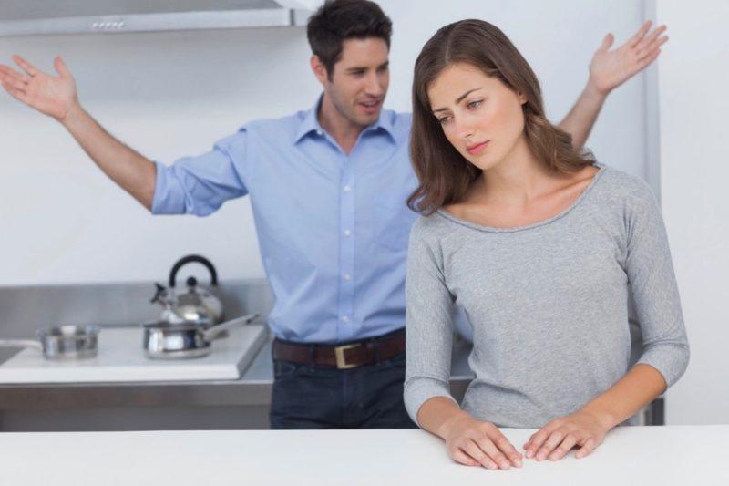 муж против