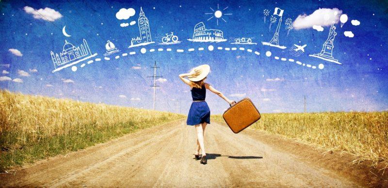Путешествия с компанией Oriflame 2017 - 2018
