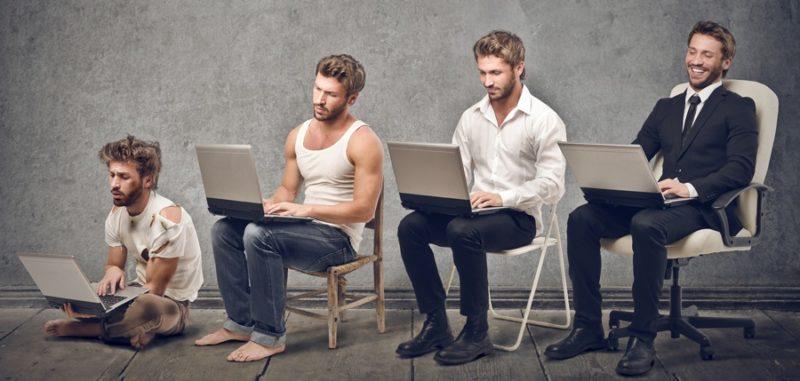 Эволюция бизнеса