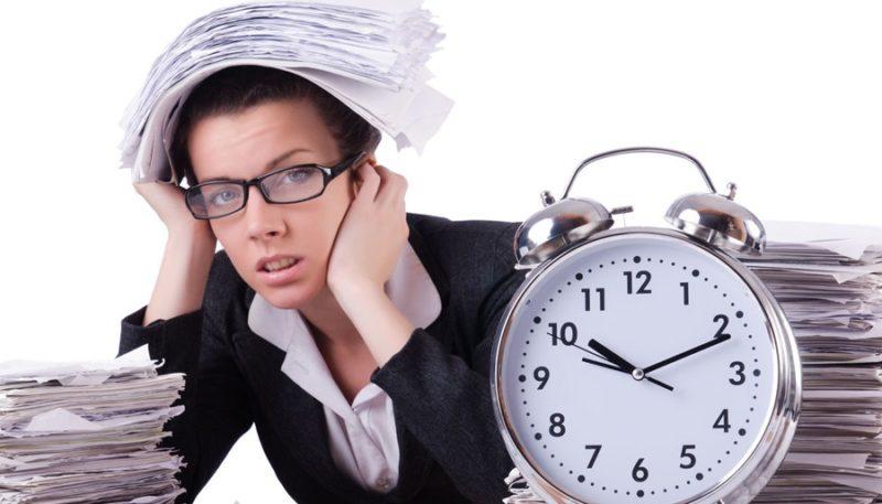 Признаки того, что вы тратите свой день впустую