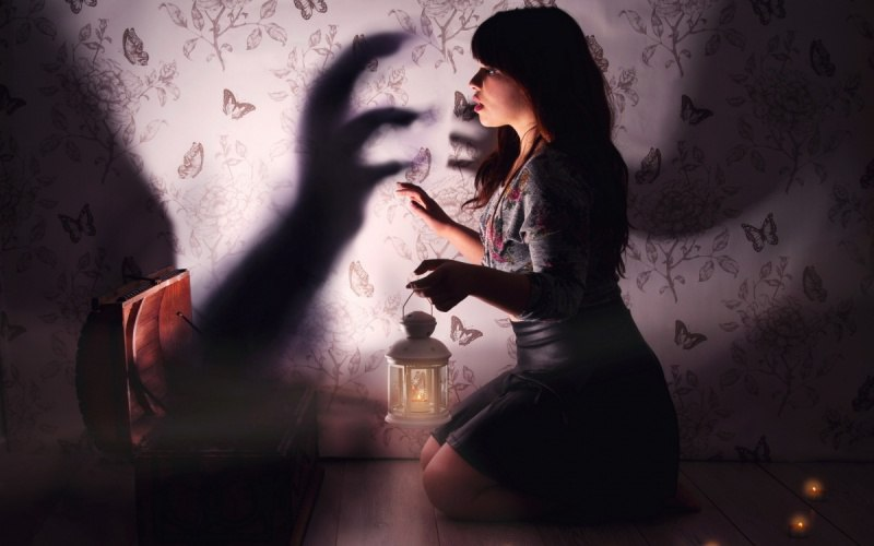 Надо уметь справляться со своими страхами