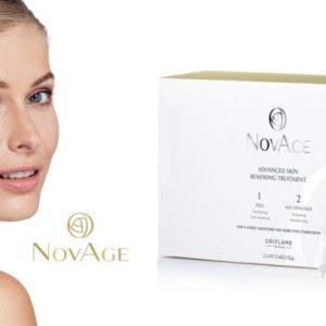 Двухфазный кислотный пилинг NovAge для обновления кожи