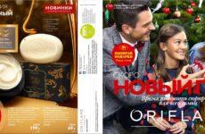 Варианты подарков к Новому 2018 году. Обзор 16 каталога Орифлейм