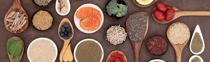 Какие продукты нужны организму человека для правильного питания